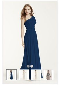 David's Bridal Marine F15519 Dress