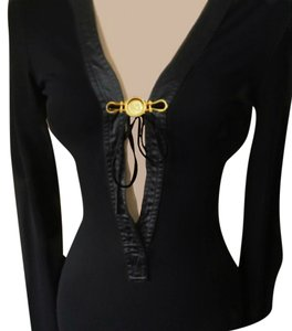 Gucci Plunging Neckline V-neck Dress