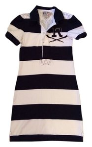 Rugby Ralph Lauren short dress Navy And White on Tradesy