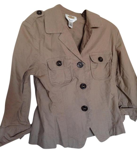Preload https://item5.tradesy.com/images/talbots-beige-spring-jacket-size-6-s-969839-0-0.jpg?width=400&height=650