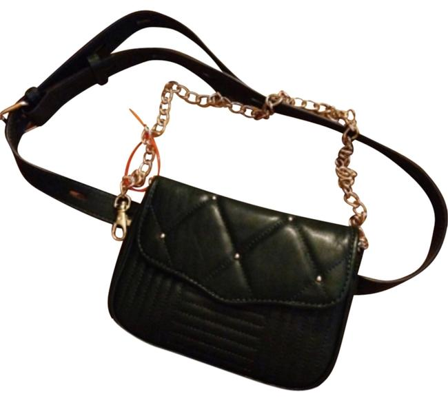 Item - Crossbody Rare Sale Quilted Affair Emerald Fanny Pack Green Leather Messenger Bag