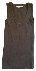 Old Navy Business Casual Sleeveless Top Brown