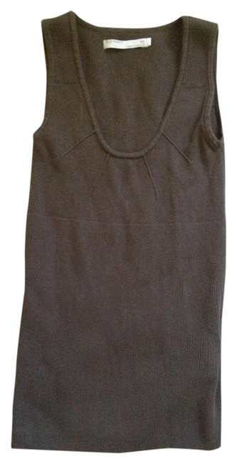 Preload https://item3.tradesy.com/images/old-navy-business-casual-sleeveless-tank-top-brown-970057-0-0.jpg?width=400&height=650