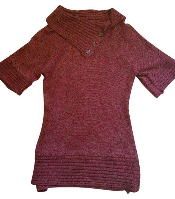 The Limited Oversized Long Collared Sweater