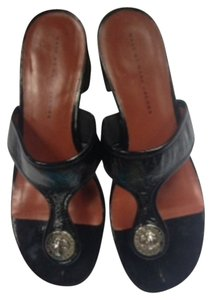 Marc by Marc Jacobs Blac Sandals