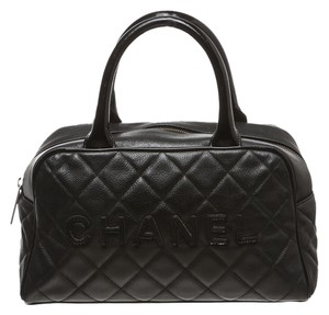 Chanel Black Diaper Bag
