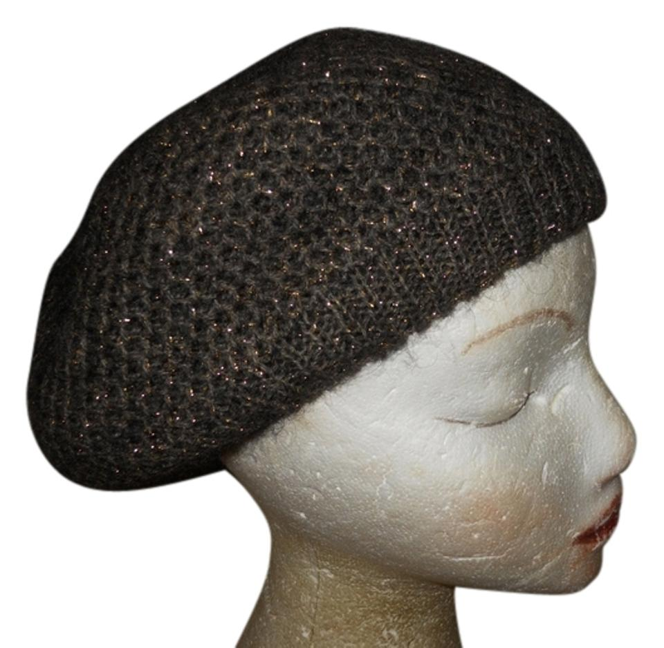 how to make a knit beret hat