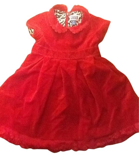 The Children's Place short dress Red on Tradesy