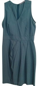 Marc New York S Sheath Teal Dress