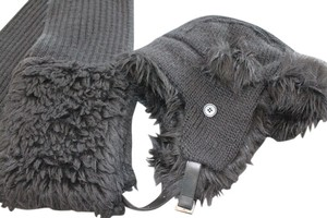 Kenneth Cole KENNETH COLE KNIT SCARF & HAT SET
