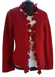 J. Jill Great Holiday Sweater Cardigan