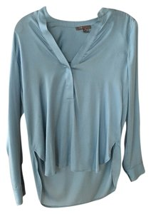 Vince Silk Top Blue