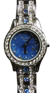 Main Line Time Sparkly Sapphire Blue Watch