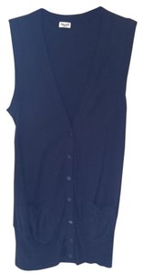 Splendid Sweater Vest Lightweight Cardigan