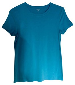 Jones New York T Shirt Turquoise