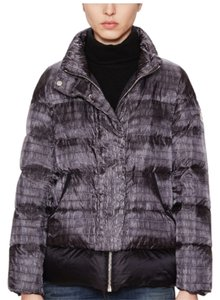 Moncler Puffer Coat Puffer Dark Grey Jacket