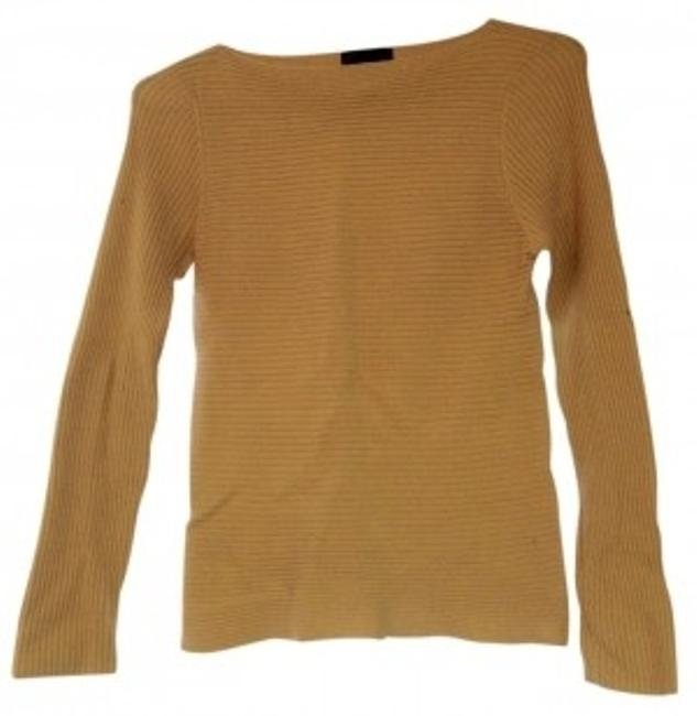 Preload https://item4.tradesy.com/images/kenneth-cole-tan-ribbed-acrylic-spandex-light-brown-sweaterpullover-size-8-m-97103-0-0.jpg?width=400&height=650