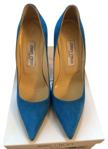Jimmy Choo Turquoise (blue-green) Pumps