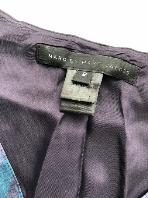 Marc by Marc Jacobs Navy Pockets Dress