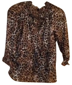 Merprim Top Animal print