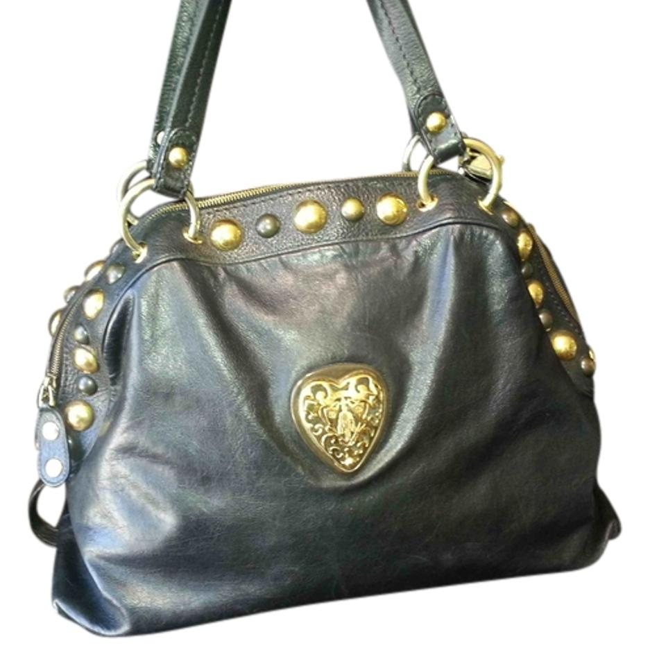 6b87d49e9aaf Gucci Babouska Large Leather Tote in black Image 0 ...
