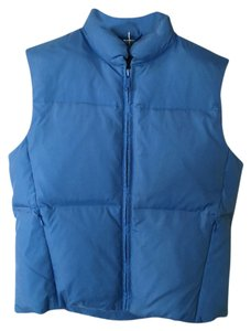 Banana Republic Puffer Down Bright Vest
