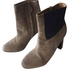 Hermes booties Brown Boots