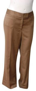 Anne Klein Trouser Pants Brown