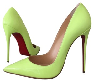 Christian Louboutin Neon Pumps