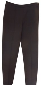 Max Mara Skinny Pants Black