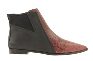 Tibi Red Boots