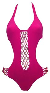 Beach Bunny Beach Bunny Reversible One Piece Swimsuit
