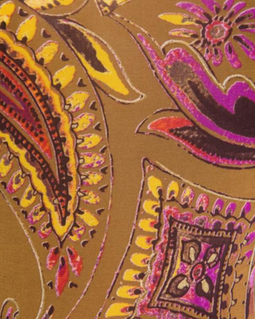Just Cavalli short dress Paisley and lepard on Tradesy