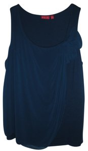 Elle Top Deep Royal Blue 1x