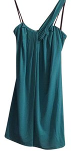 Laundry by Shelli Segal short dress Teal on Tradesy