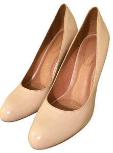 Ballasox by Corso Como Nude Patent Leather Nwt Patent Shell Pumps