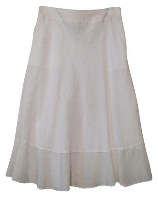 Item - White Skirt Size 6 (S, 28)