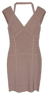 Hervé Leger Bandeau Bandage Dress