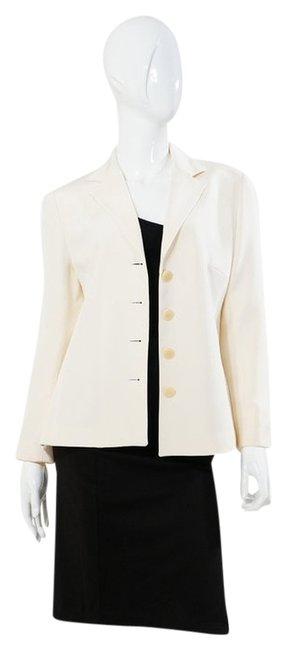 Preload https://img-static.tradesy.com/item/971797/lafayette-148-new-york-ivory-crepe-silk-button-down-jacket-blazer-size-6-s-0-0-650-650.jpg