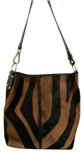 Beverly Feldman Nwot Tote in Brown And Black