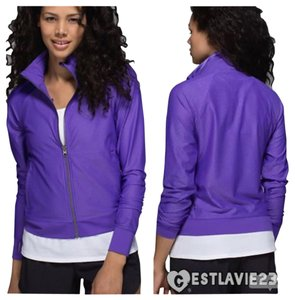 Lululemon New With Tags Lululemon Sweaty Or Not Jacket Irss Size 4