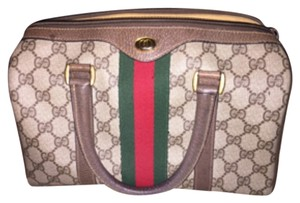 Gucci Satchel in Brown / Tan