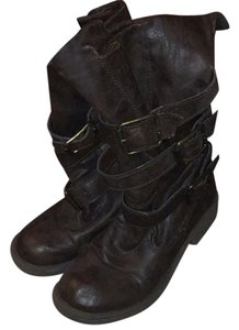 Big Buddha Dark brown Boots