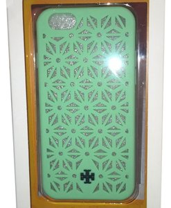 Tory Burch Silicone Case For Iphone 6 Mint