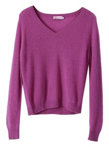 Calypso Cashmere V-neck Sweater