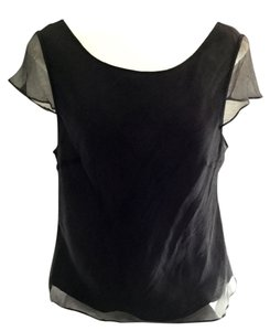 Saja Top Black