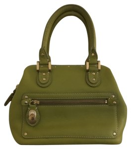 Ellen Tracy Satchel in Green