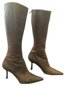 Jimmy Choo Brown/Coffee Boots