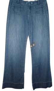 Lucky Brand Boho Hippie Relaxed Fit Jeans-Medium Wash
