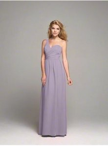 Alfred Angelo Lilac Sweetheart Chiffon Bridesmaid Dress- Style 7257 Dress